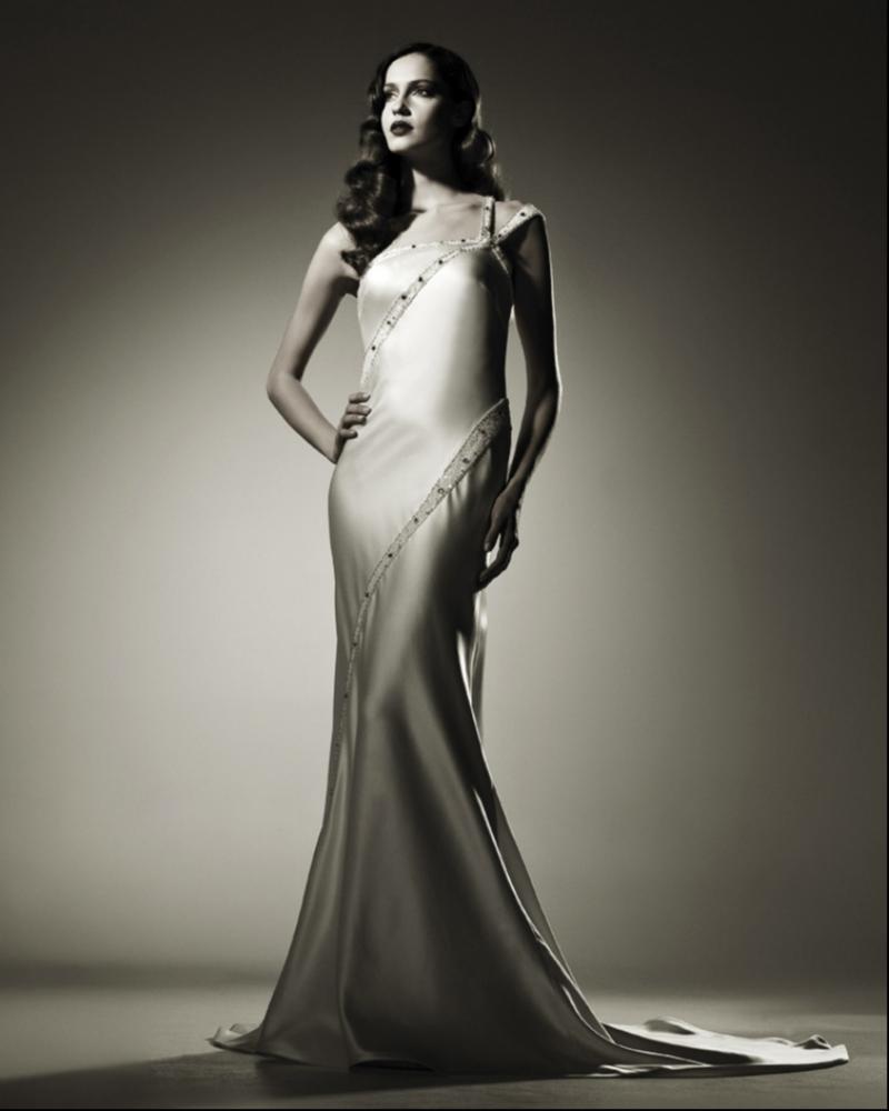 Свадебное платье Hanley, молочное вечернее платье по фигуре