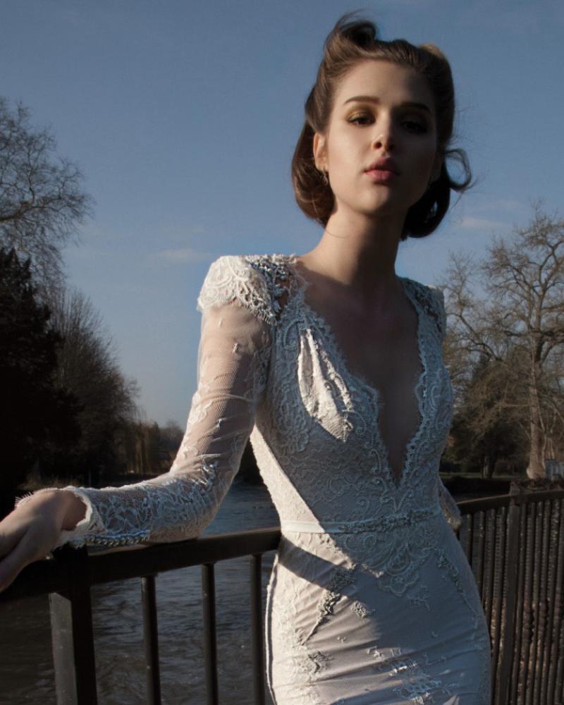 Свадебное платье ID-4