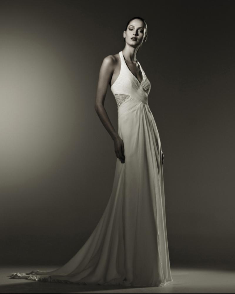 Свадебное платье Saint_tropez из Италии, 100% натуральный шелк