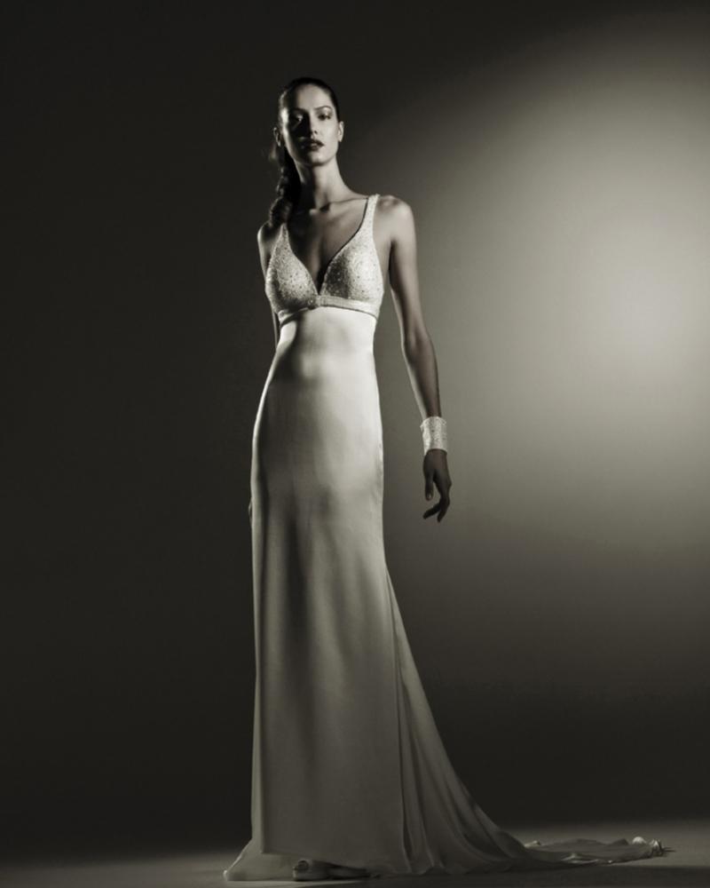 Свадебное платье Ledbury из натурального шелка