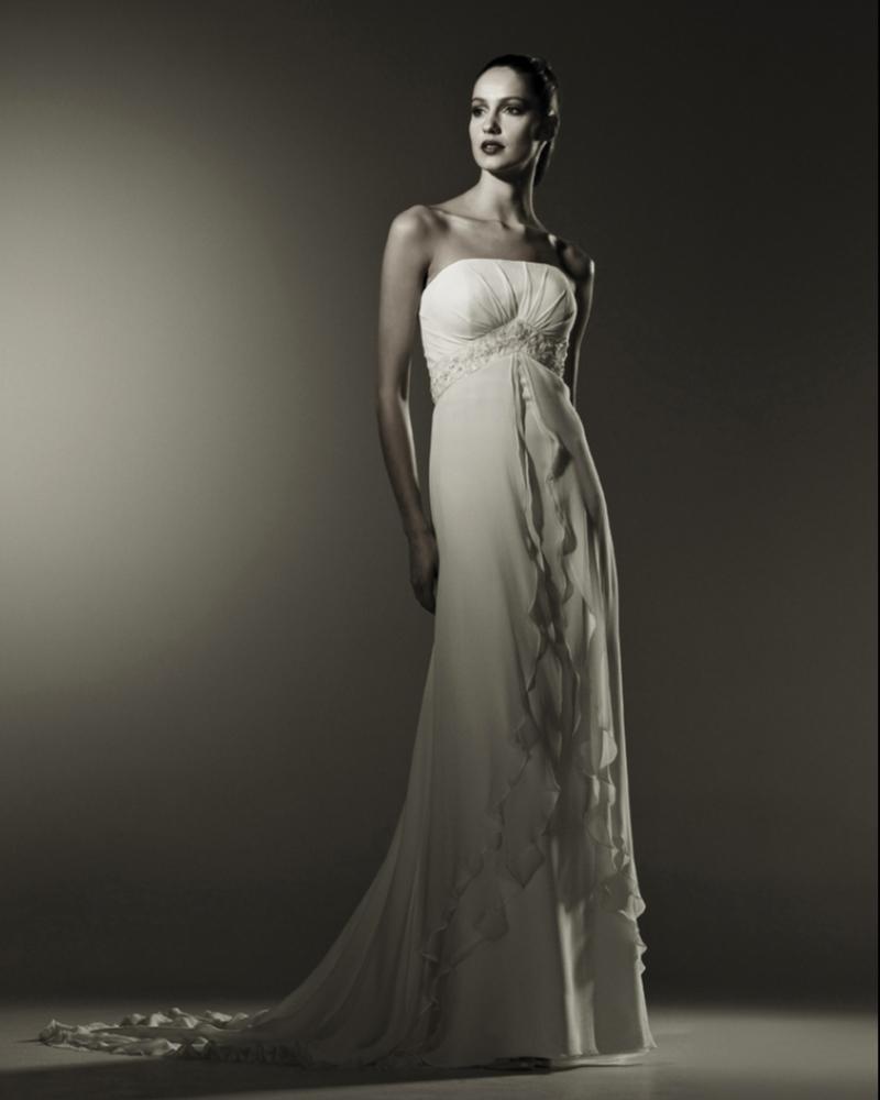 Свадебное платье Hampton романтичное и грациозное