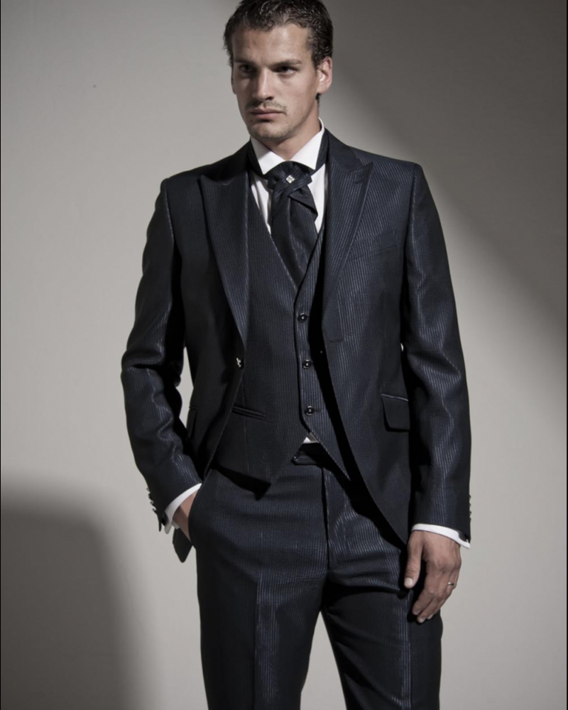 английский мужской костюм