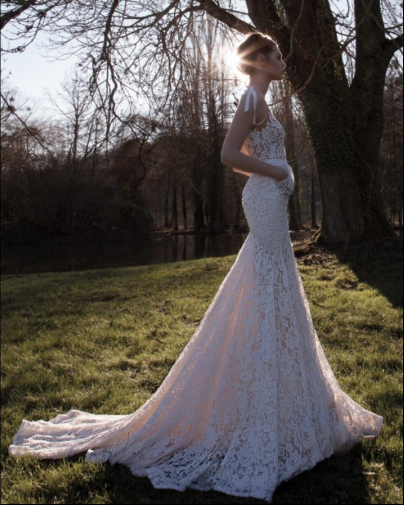 Свадебное платье  ID-1