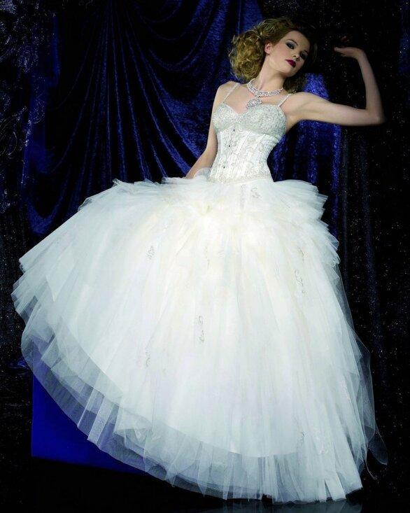 Свадебное платье из Франции